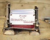 Rustic Twig Business Card Holder