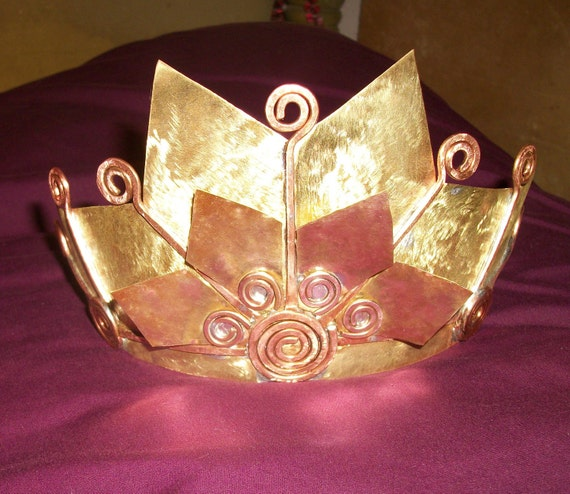 The Ancients Tribal Dawn Crown Tiara