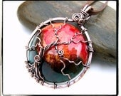 Wire Wrap Lesson Sleeping Tree of Life Pendant Tutorial