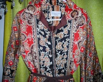 At Home Wear By Van Raalte Hostess Gown
