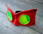 Angry Robot Goggles