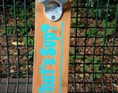 What's SUP Wall-mount Bottle Opener
