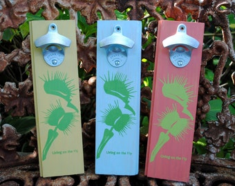 Venus Fly Trap Wall-mount Bottle Opener