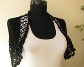 SALE...Black  Shrug