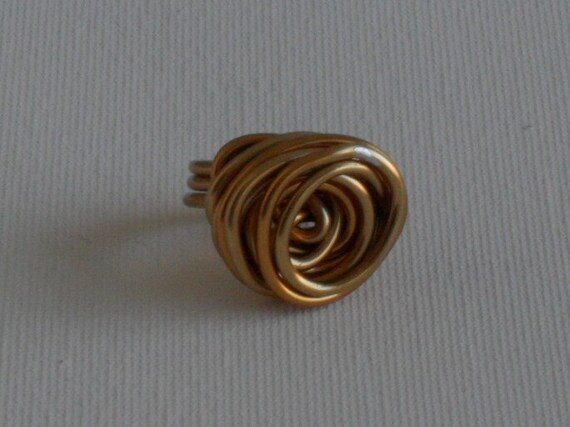 Rose Ring- Gold