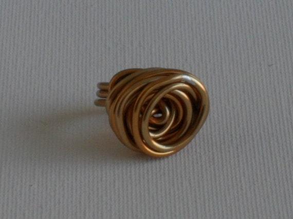 Rose Ring- Gold