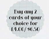 Special Cards Promotion