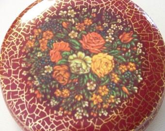 Colorful Vintage Daher Tin