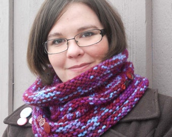 Jeneen's Count Less Cowls Pattern
