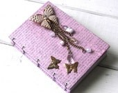 Trio, Coptic Stitch Lined Paper Journal