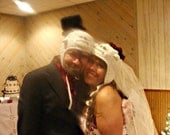 Sock Monkey Hats crochet patterns bride and groom pdf 521 Instructional Video included to make the roses