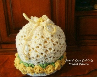 Julie's Irish Wedding Purse Crochet Pattern PDF 453