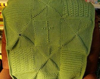 Sample Afghan Crochet Pattern pdf484