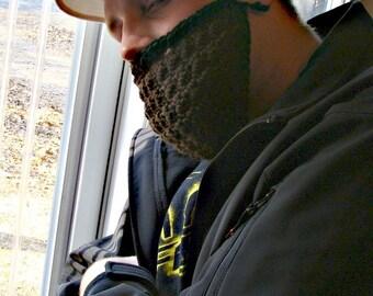 Over the Ears Crochet Beard for Teens to Adults Crochet Pattern pdf 514