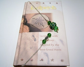 Daisy Booklace Bookmark