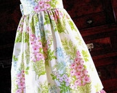 Beautiful Meadow Flowers Dress-Sister Dresses