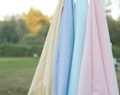 X-LARGE Pail Liner - Wet Bag - Elastic Cording -20 COLOR Choices - Snap-out Scent Swatch