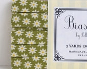 Daisy Chain- 3 Yards Bias Tape from the Sweet Collection