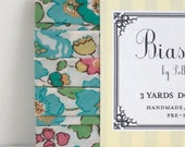 Betsy Blue- 3 Yards Bias Tape from Liberty of London Cotton Lawn