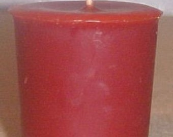 Cinnamon and Balsam Votive Candle