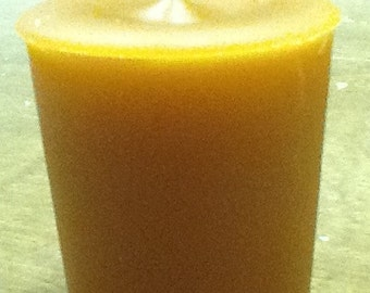 Orange Ginger Fizz Votive Candle