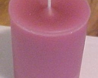 Apple Blossom Scented Votive Candle
