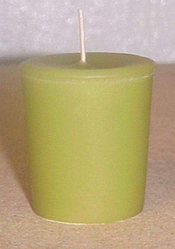Discounted Bayberry Scented Votive Candle
