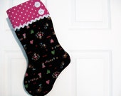 SALE Snow White Stocking