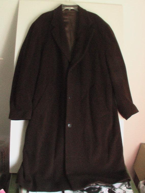 hugo boss cashmere wool overcoat winter coat men jacket. Black Bedroom Furniture Sets. Home Design Ideas