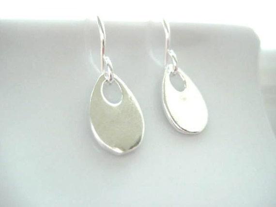 Sam Earrings - Sterling Silver
