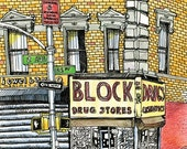 Block Drug Store
