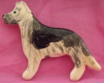 German Shepherd Pin