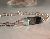 CLEARANCE Crystal Cubes Bracelet