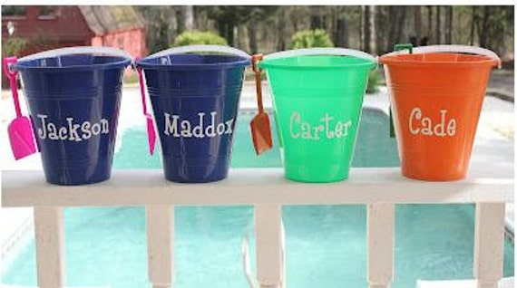 Personalized Vinyl Decal - Single Names