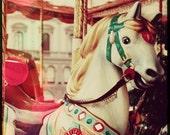 Carousel - Fine art 8 x 8 Photograph