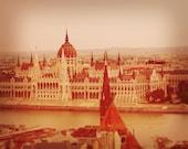 Budapest - 8 x 10 Photographic Print