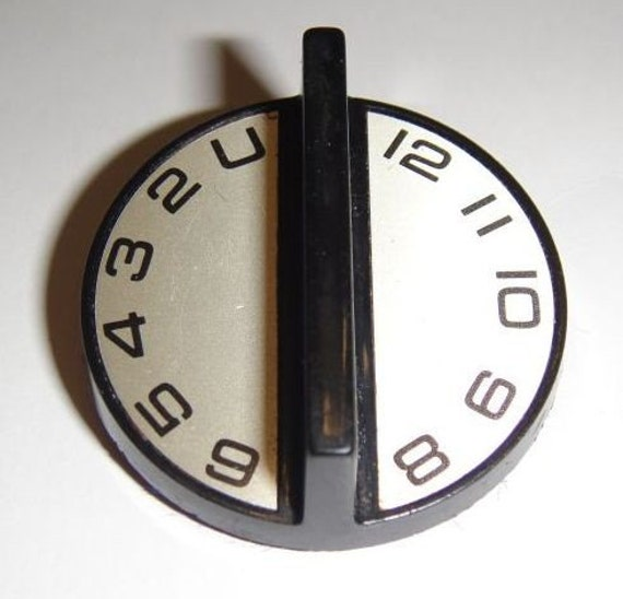Analog TV knob pin