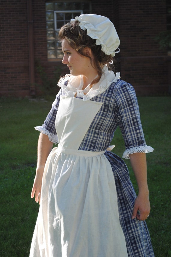CUSTOM Colonial 18th Century Rococo Dress Gown 1700s House