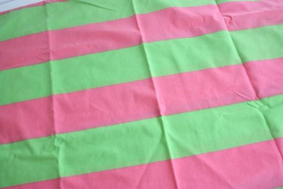 Vintage Pillowcase ------ Watermelon