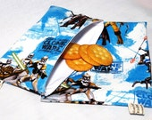 Star Wars Clone Wars Reusable Sandwich Bags