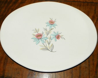 "Steubenville LARGE 13 3/4"" Long Platter in the Fairlane Pattern"