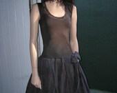 Dark Gothic Waltzing Urchin Sooty Chimney Sweeper Ragdoll Dolly Dress