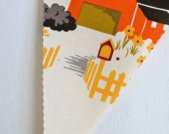 Fall Bunting Banner