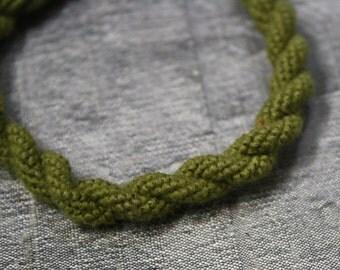 1960's Twisted Fiber Bracelet