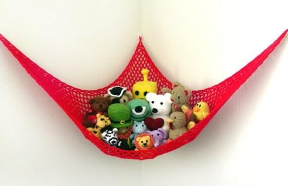 Toy Net  - PDF Crochet Pattern - Instant Download