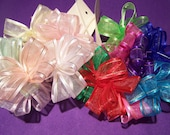 8 Collar Bows for Dog Grooming