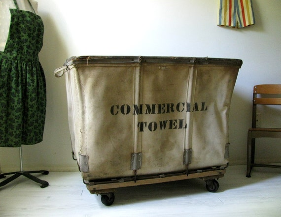 Items similar to Industrial Factory Laundry Bin Commercial ...