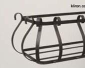 36inch wrought iron window box FREE SHIPPING