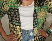 1980s Versace Inspired Blazer