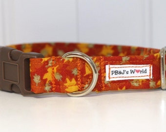 PBJ World Custom Collar...Falling Into You